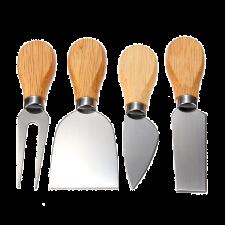 Набор ножей для сыра 4 предмета